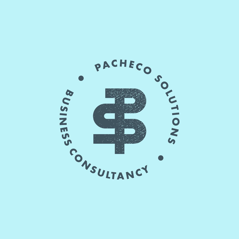 Pacheco-Solutions-Logo-Design