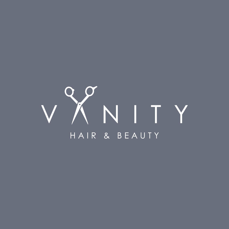 Vanity-Hair-Logo-Design
